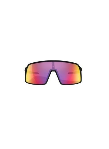 Oakley Oakley Sutro Prizm Road 94060837 Mat Siyah  Siyah